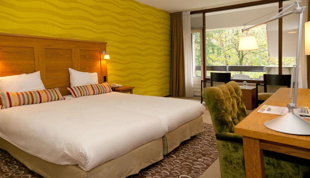 Hotelkamers fletcher hotel restaurant sallandse heuvelrug